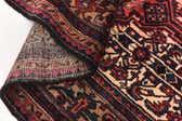 4' 5 x 11' Darjazin Persian Runner Rug thumbnail