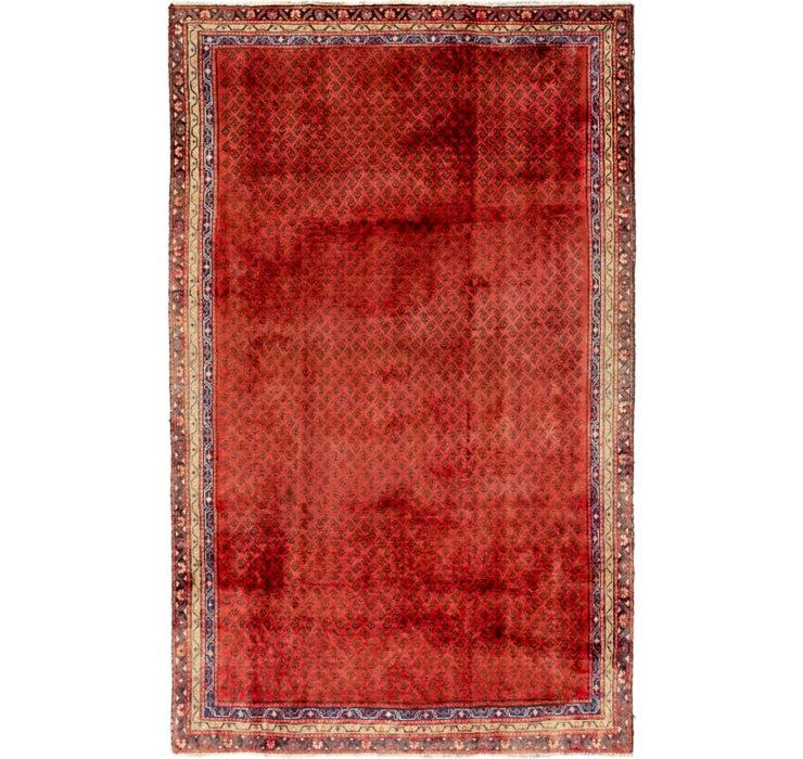 5' 5 x 8' 9 Botemir Persian Rug