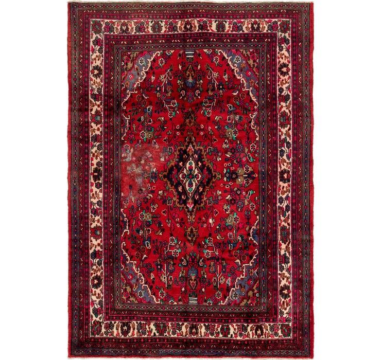 208cm x 305cm Liliyan Persian Rug
