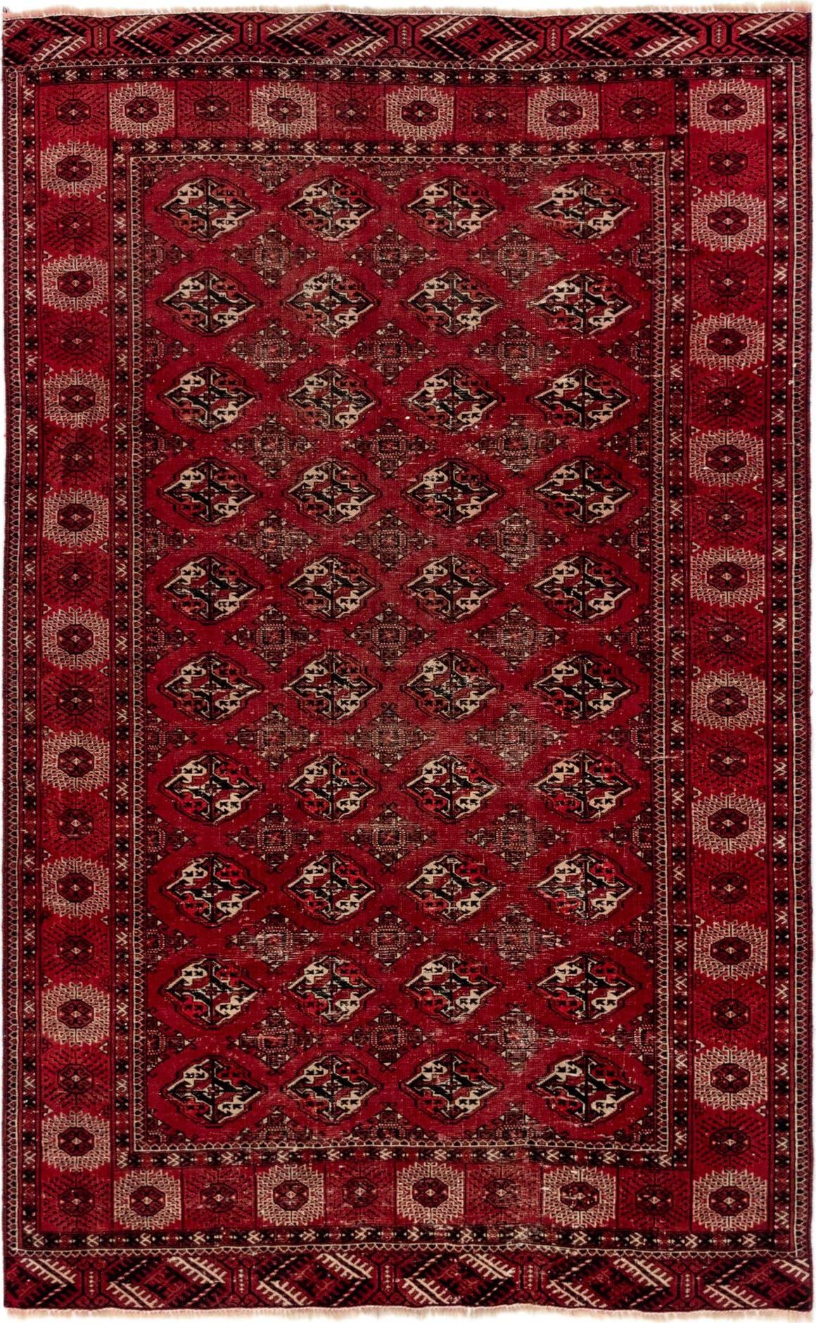 5' 5 x 8' 8 Shiraz Persian Rug main image