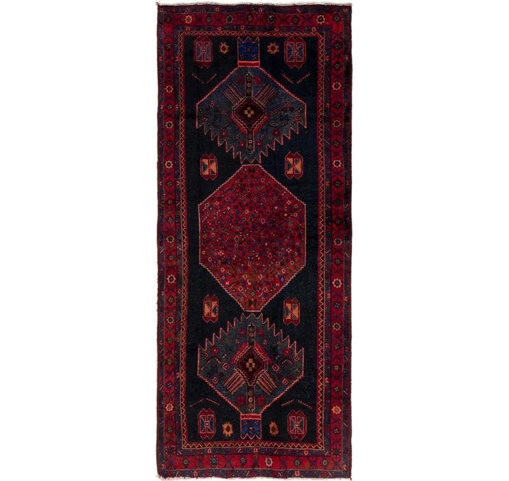 145cm x 355cm Sirjan Persian Runner Rug