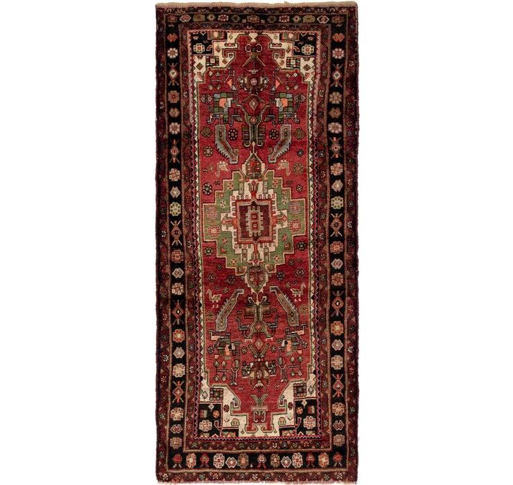 130cm x 312cm Ghashghaei Persian Runn...