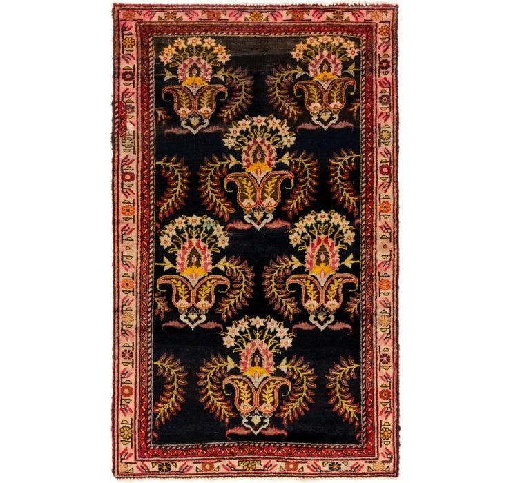 117cm x 193cm Hamedan Persian Rug