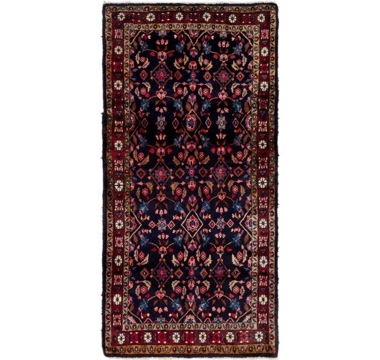 115cm x 230cm Shahsavand Persian Runn...