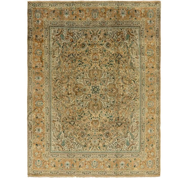 305cm x 400cm Tabriz Persian Rug