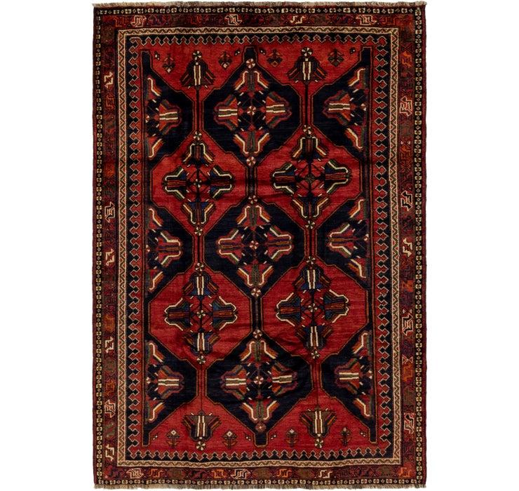 175cm x 265cm Ghashghaei Persian Rug