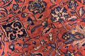 9' 6 x 12' 10 Sarough Persian Rug thumbnail
