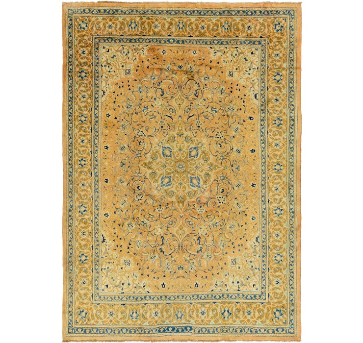 290cm x 385cm Mahal Persian Rug