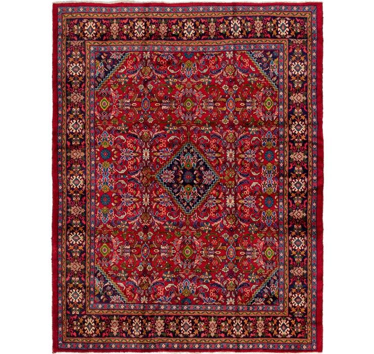 305cm x 385cm Mahal Persian Rug