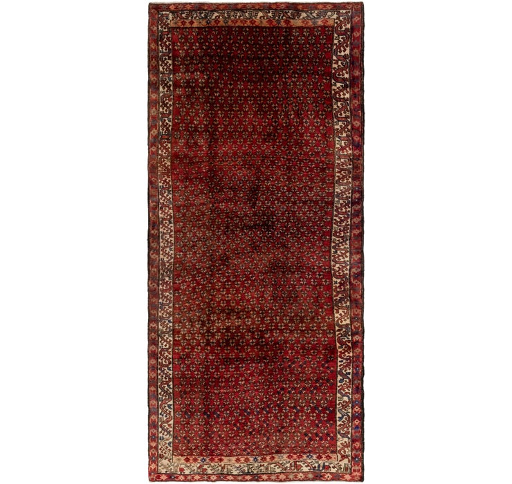 168cm x 373cm Gholtogh Persian Runner...
