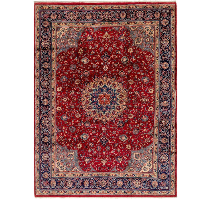 295cm x 420cm Sarough Persian Rug