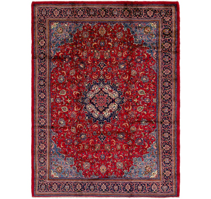 10' x 13' 8 Farahan Persian Rug