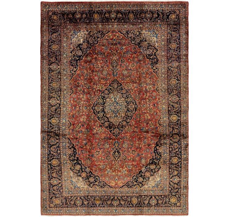 297cm x 427cm Mashad Persian Rug
