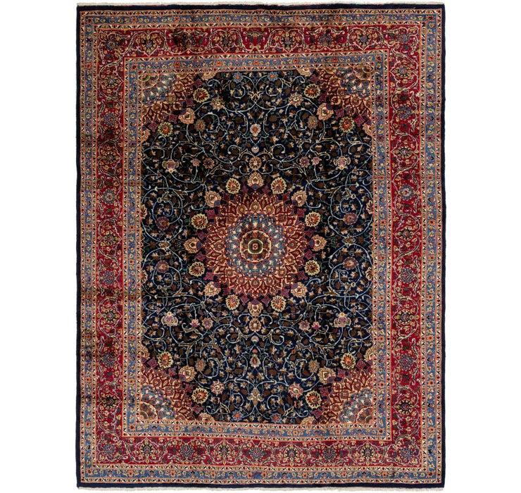 9' 9 x 12' 9 Kashmar Persian Rug