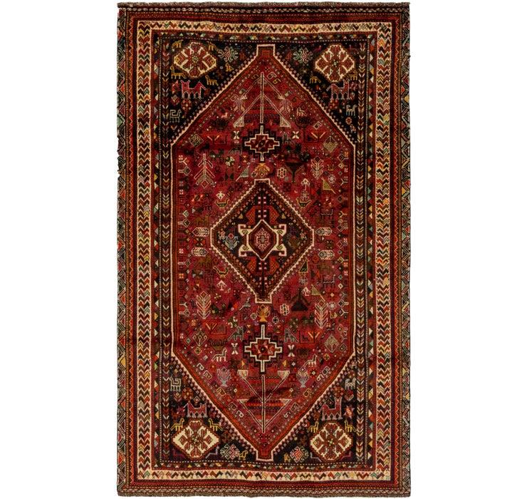 152cm x 262cm Ghashghaei Persian Rug