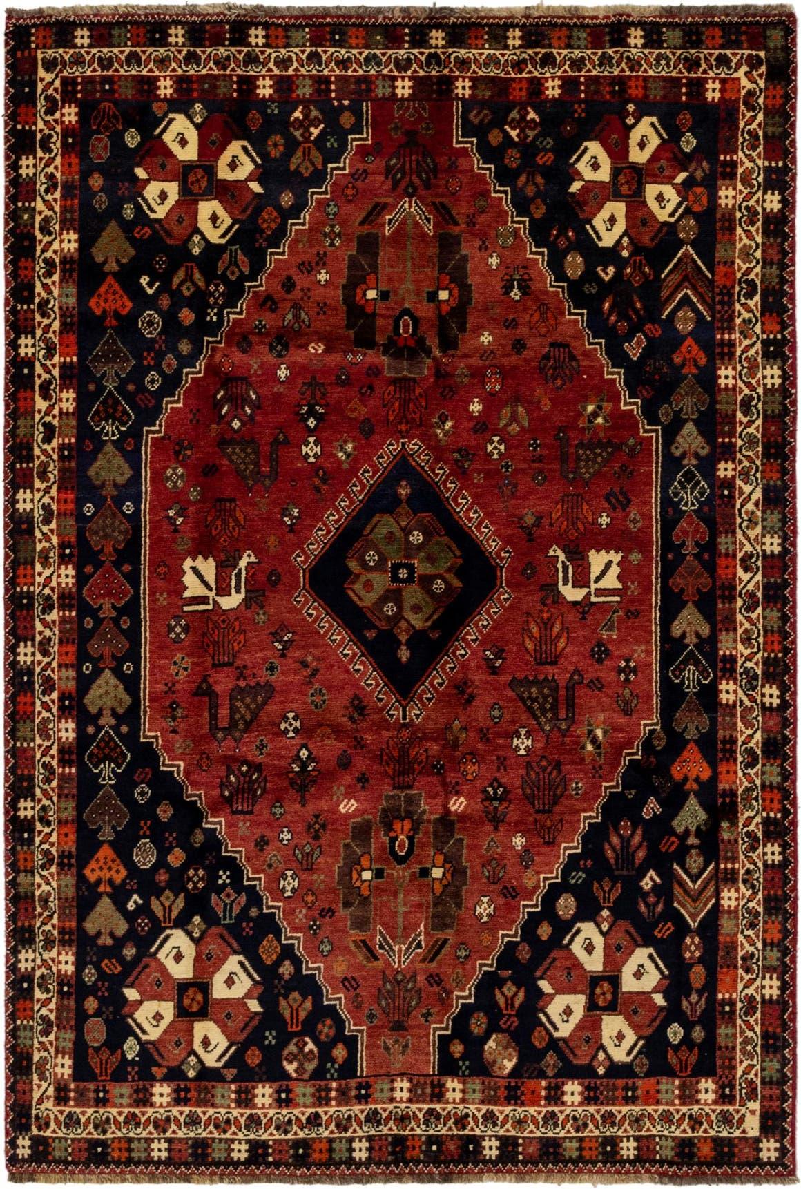 5' 8 x 8' 8 Ghashghaei Persian Rug main image