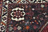5' 7 x 8' 6 Ghashghaei Persian Rug thumbnail