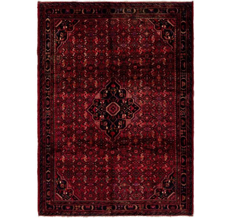 218cm x 310cm Shahsavand Persian Rug