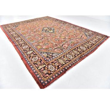 9' 9 x 13' Mahal Persian Rug main image