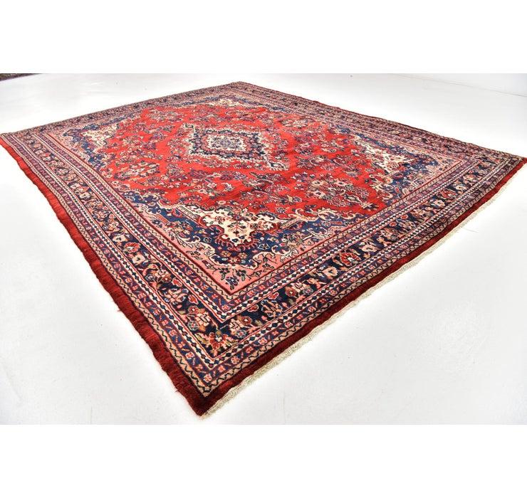 10' 3 x 13' Hamedan Persian Rug