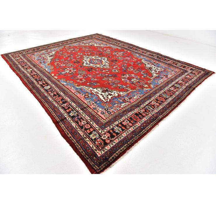 10' 3 x 13' 2 Hamedan Persian Rug