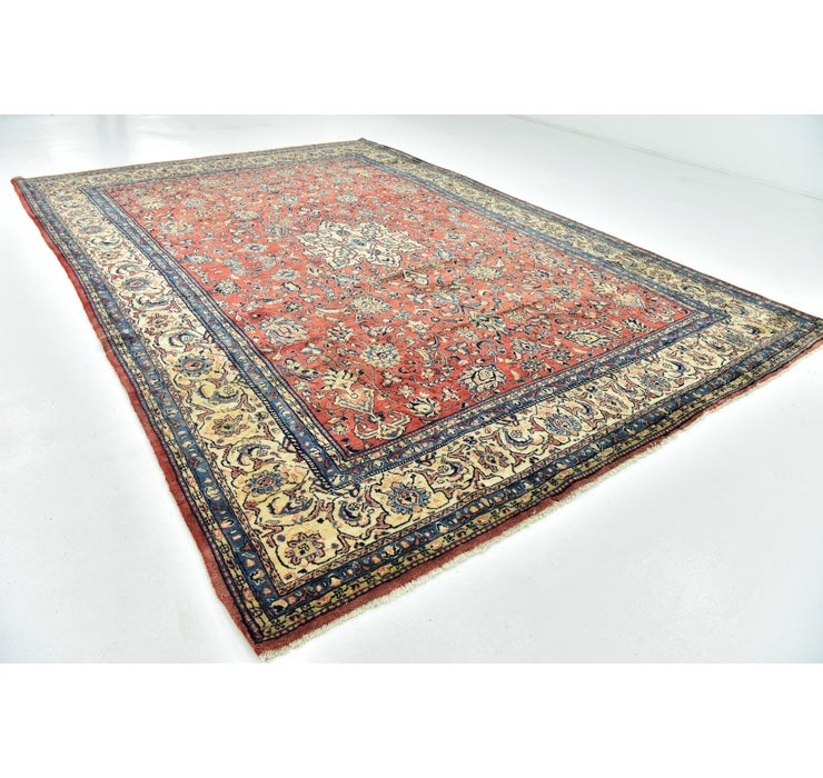 280cm x 405cm Sarough Persian Rug