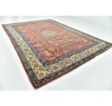 9' 2 x 13' 3 Sarough Persian Rug