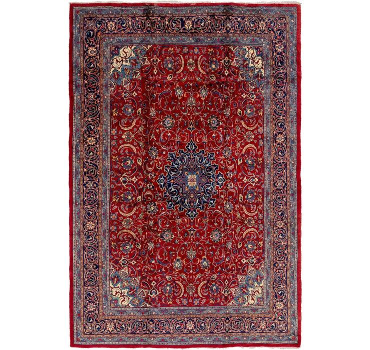 305cm x 432cm Mahal Persian Rug