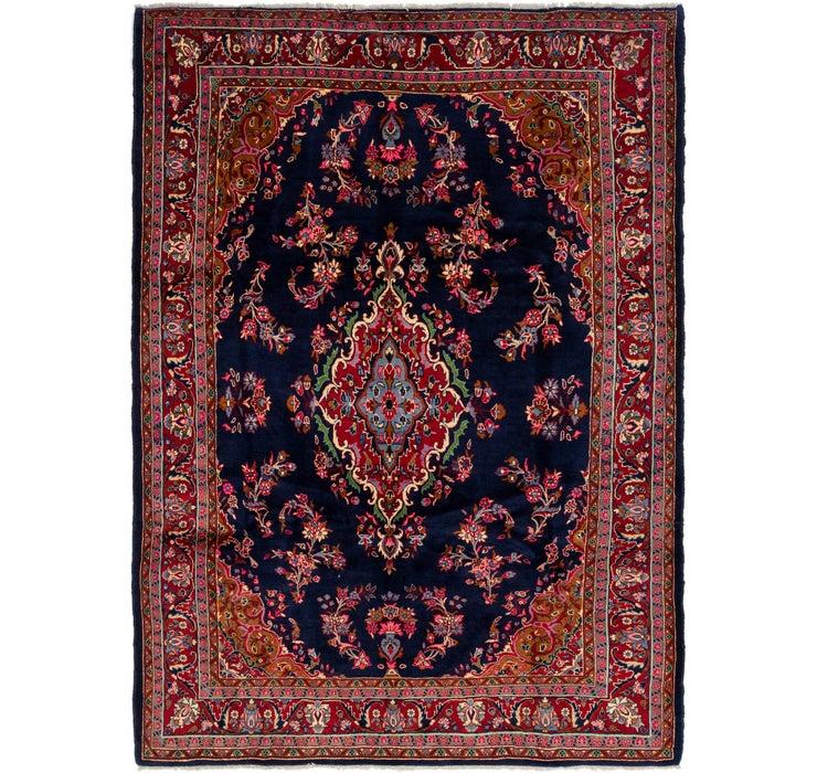 218cm x 300cm Golpayegan Persian Rug
