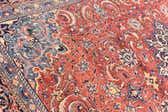 8' 7 x 12' 4 Sarough Persian Rug thumbnail