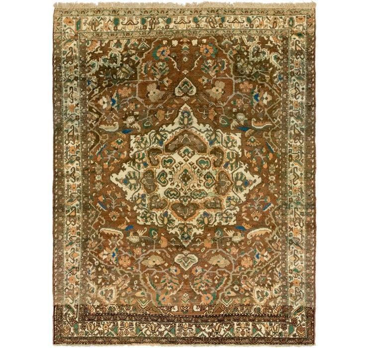 7' 6 x 9' 6 Bakhtiar Persian Rug