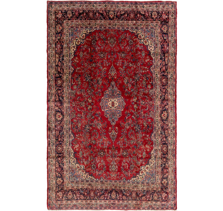 300cm x 472cm Shahrbaft Persian Rug