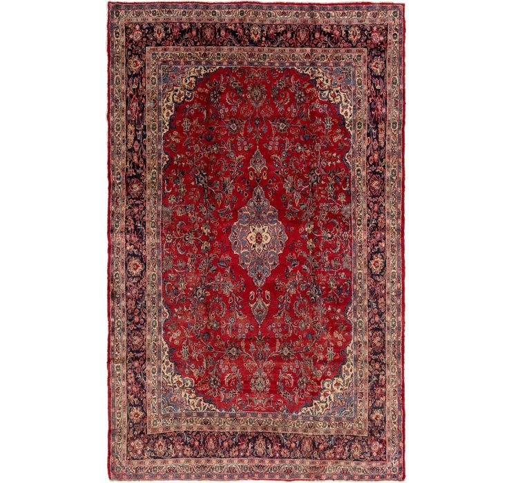 9' 10 x 15' 6 Shahrbaft Persian Rug