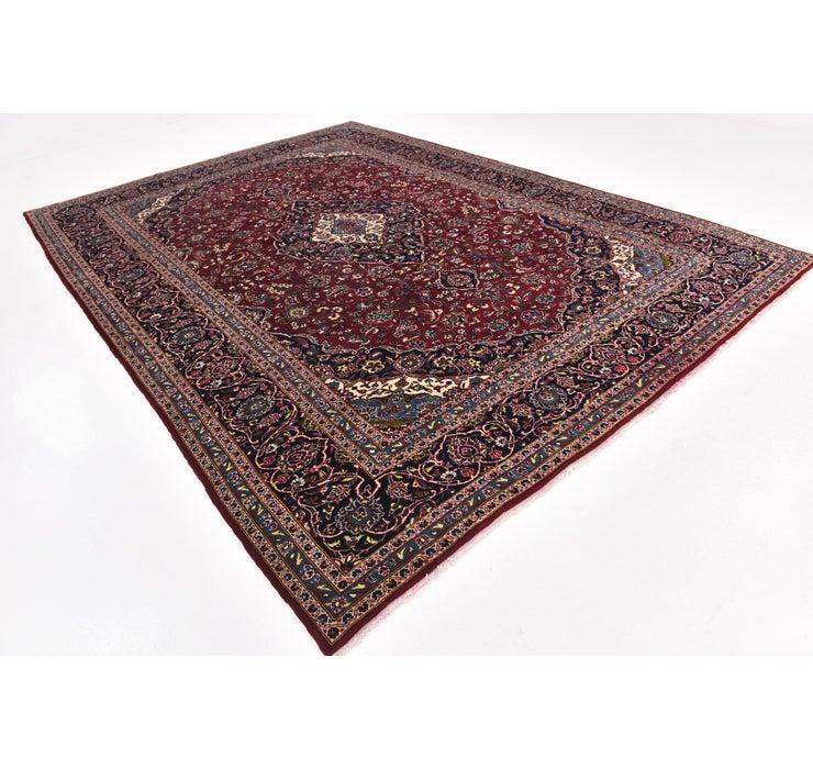 295cm x 410cm Kashan Persian Rug