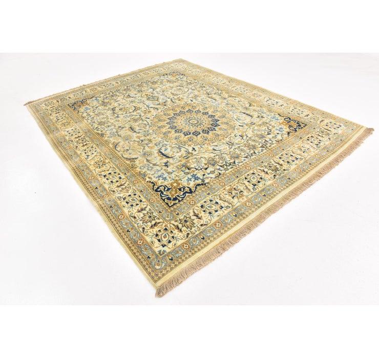 245cm x 297cm Nain Persian Rug