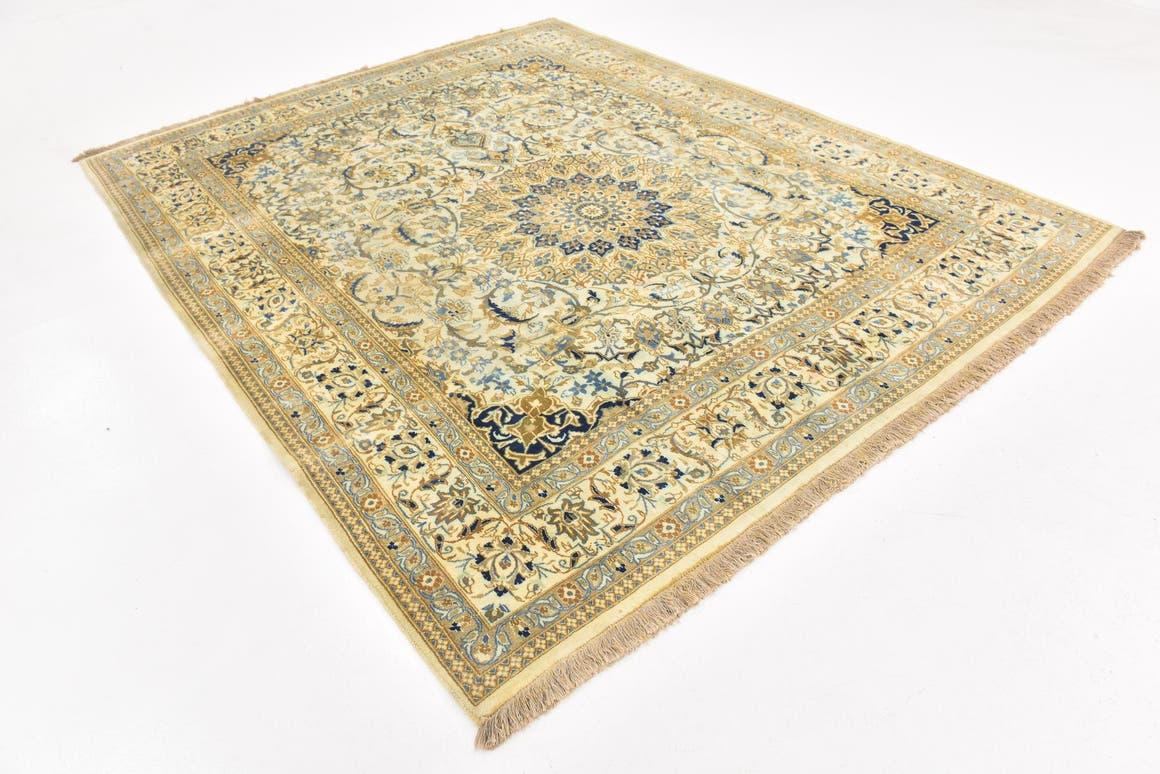 8' x 9' 9 Nain Persian Rug main image