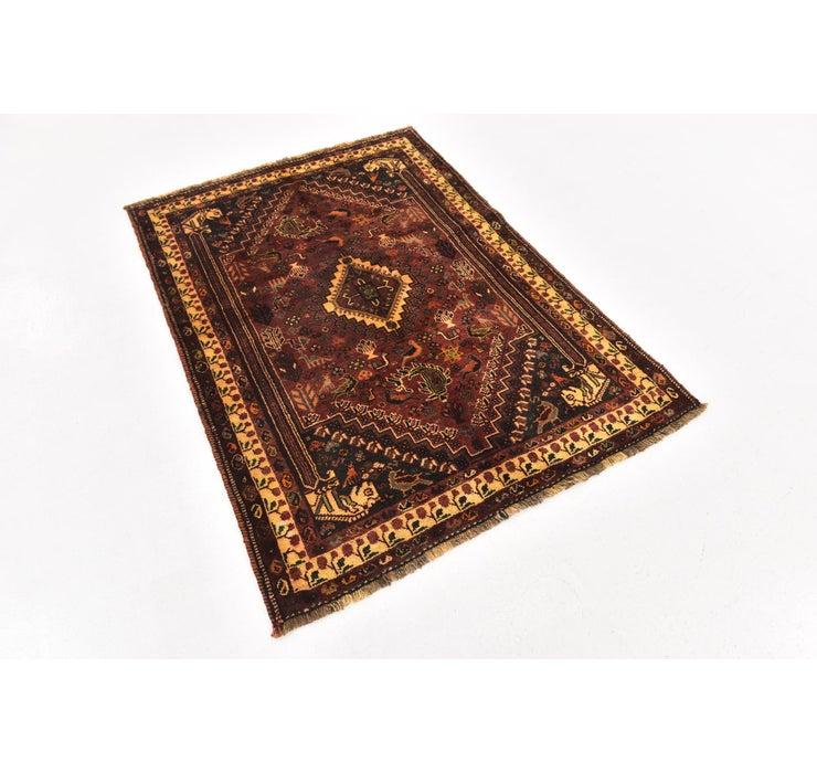 122cm x 170cm Ghashghaei Persian Rug