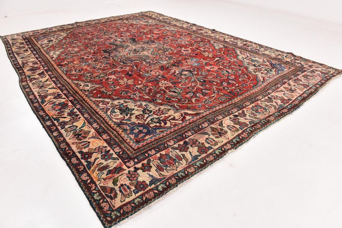 9' 7 x 13' 3 Borchelu Persian Rug main image