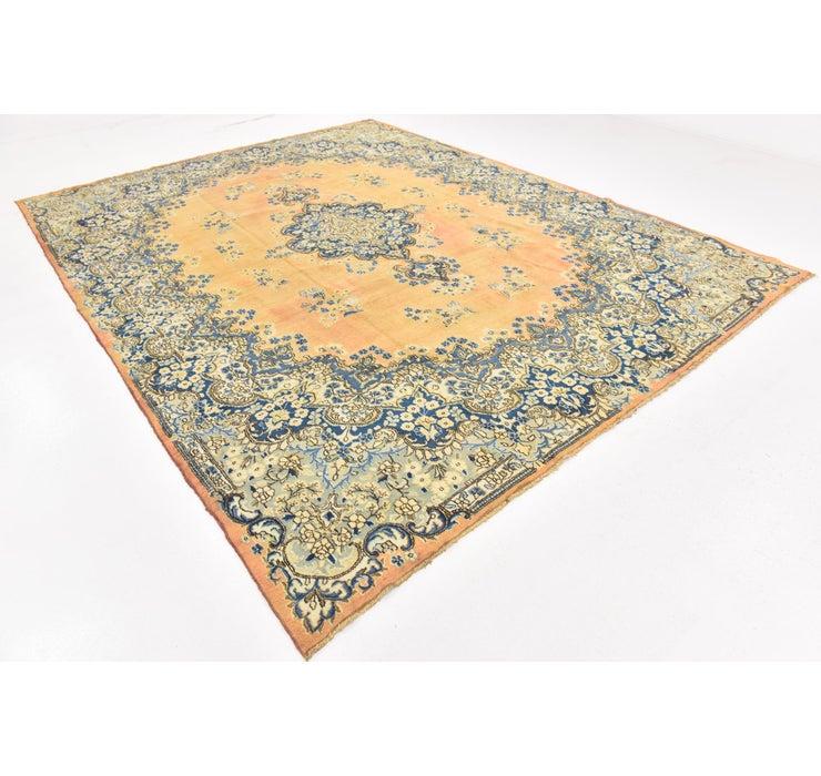 300cm x 390cm Kerman Persian Rug