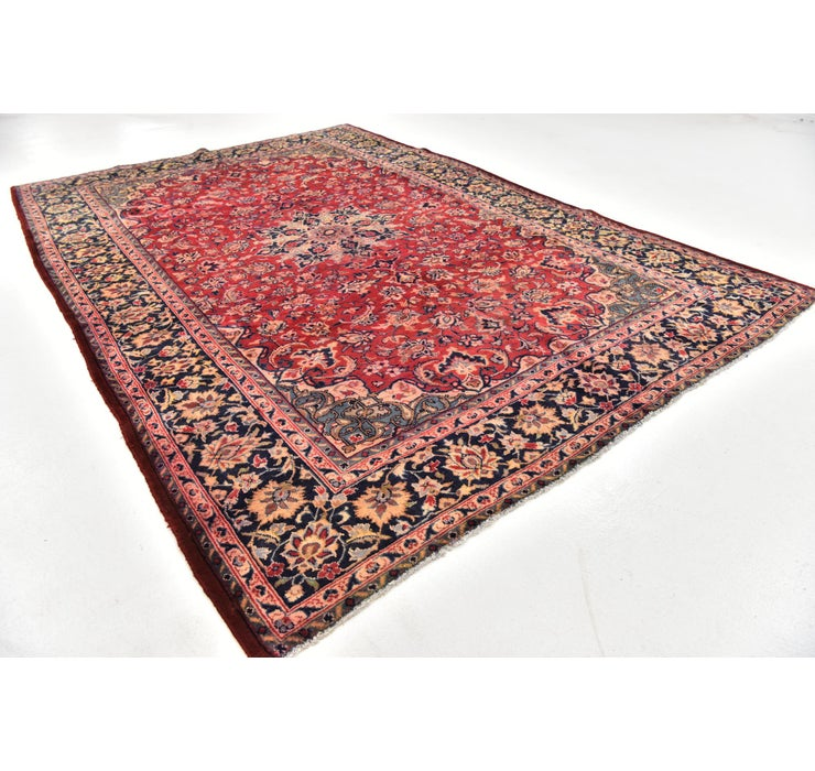 Image of 213cm x 312cm Isfahan Persian Rug