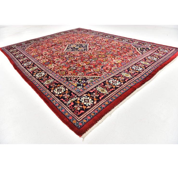 282cm x 395cm Mahal Persian Rug