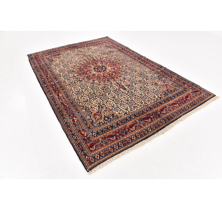6' 7 x 9' 2 Mood Persian Rug