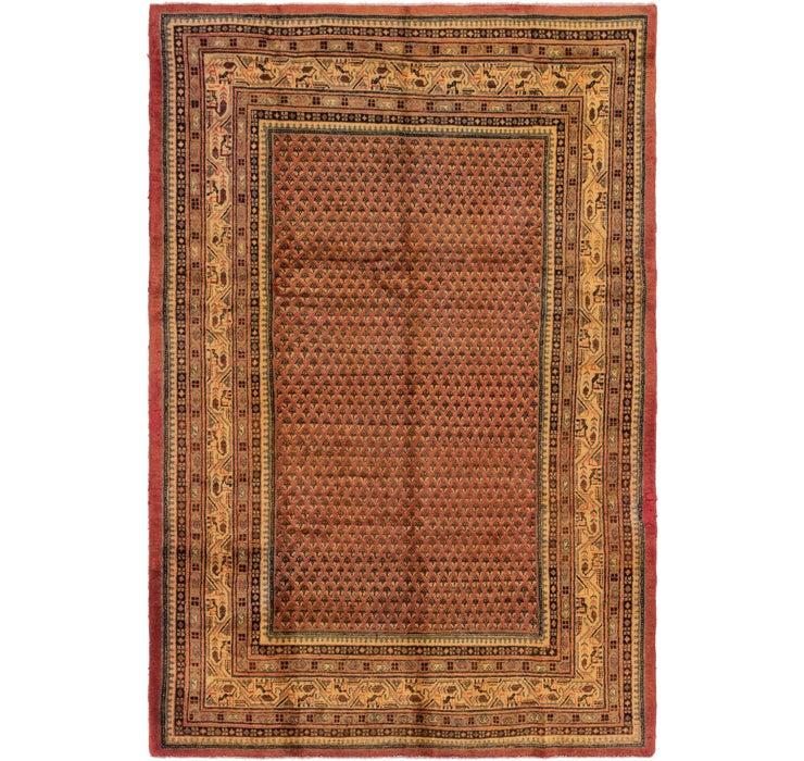 7' x 10' 3 Botemir Persian Rug