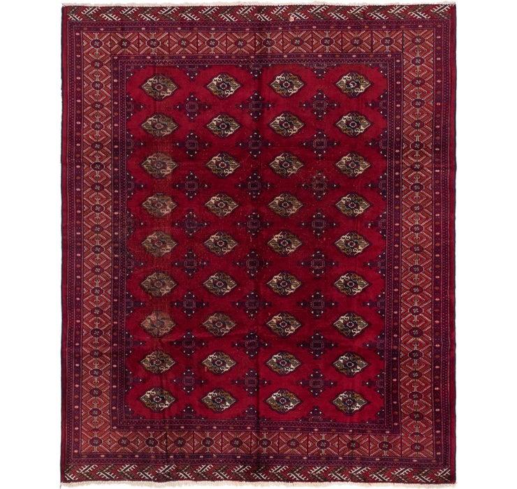 230cm x 280cm Torkaman Persian Rug