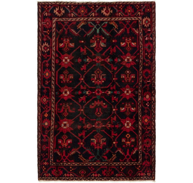 130cm x 203cm Malayer Persian Rug