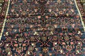 4' x 10' 5 Hossainabad Persian Runner Rug thumbnail