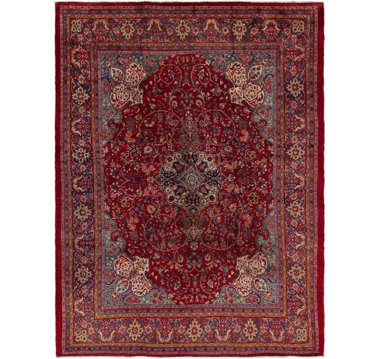 310cm x 415cm Farahan Persian Rug