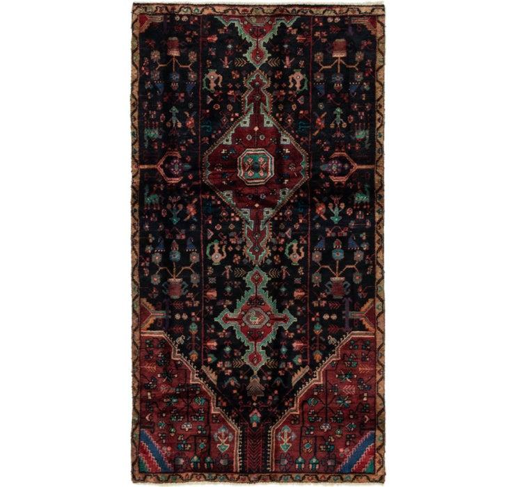 117cm x 225cm Tuiserkan Persian Rug