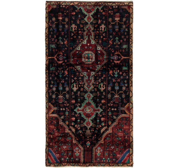 3' 10 x 7' 4 Tuiserkan Persian Rug