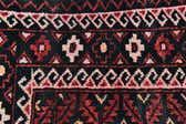 5' x 9' 5 Balouch Persian Runner Rug thumbnail